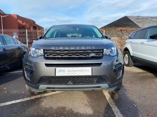 Photo miniature de la Land Rover Discovery Sport 2.0 TD4 150ch AWD SE Mark II 2017 d'occasion