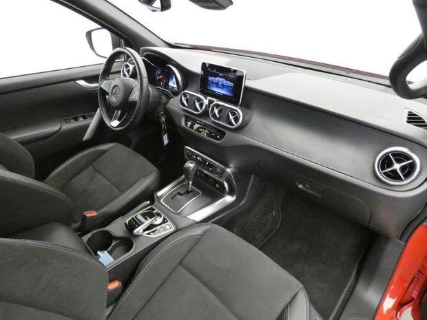 Photo miniature de la Mercedes Classe X 250d 190ch Progressive 4Matic BVA7 2017 d'occasion