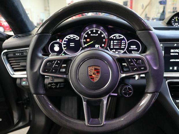 Photo miniature de la Porsche Panamera Spt Turismo 4.0 V8 680ch Turbo S E-Hybrid 2017 d'occasion