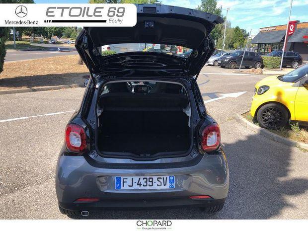 Photo miniature de la Smart forfour 90ch prime E6c 2019 d'occasion