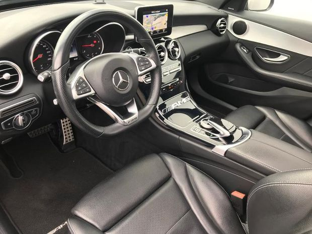 Photo miniature de la Mercedes Classe C Break 180 d Sportline 7G-Tronic Plus 2017 d'occasion