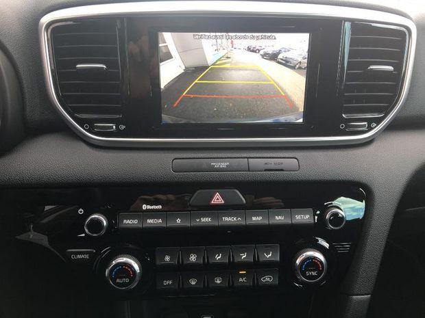 Photo miniature de la Kia Sportage CRDi 136 Design DCT7 gps Camera gtie 05/2026 2019 d'occasion