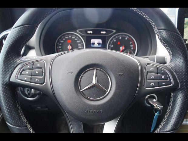 Photo miniature de la Mercedes Classe B 200 156ch Sensation 7G-DCT-Gps 2017 d'occasion