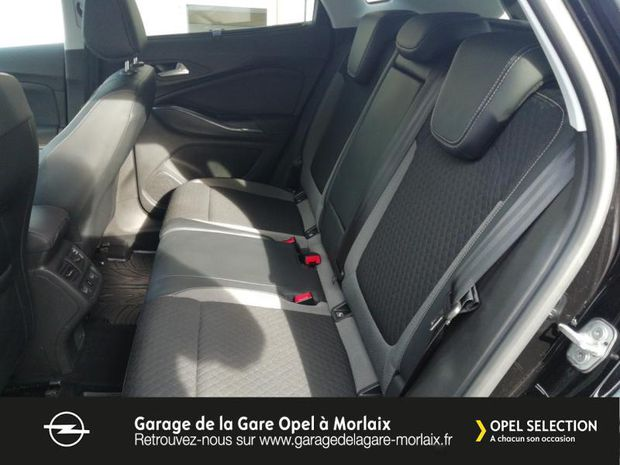 Photo miniature de la Opel Grandland X 1.2 Turbo 130ch Innovation BVA 2019 d'occasion
