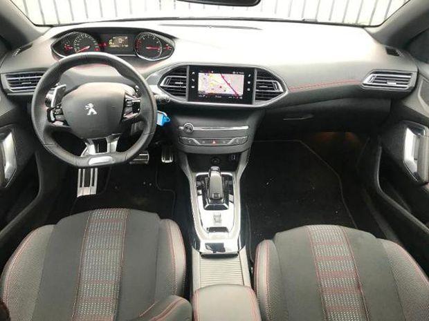 Photo miniature de la Peugeot 308 1.2 PureTech 130ch E6.c S&S GT Line EAT8 2018 d'occasion