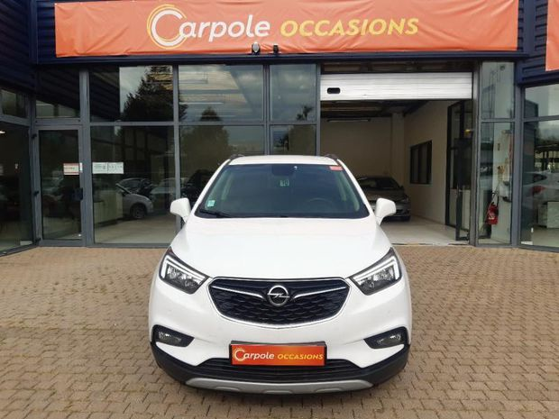 Photo miniature de la Opel Mokka X 1.4 Turbo 140 Elite 4x2 Euro6d-T 2018 d'occasion