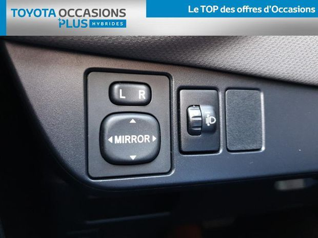 Photo miniature de la Toyota Yaris HSD 100h Dynamic 5p 2017 d'occasion