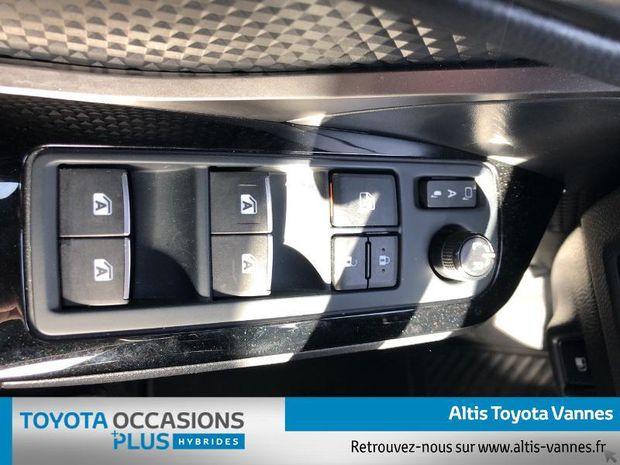 Photo miniature de la Toyota C-HR 122h JBL Edition 2WD E-CVT RC18 2019 d'occasion