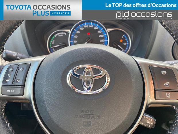 Photo miniature de la Toyota Yaris 100h Dynamic 5p 2017 d'occasion