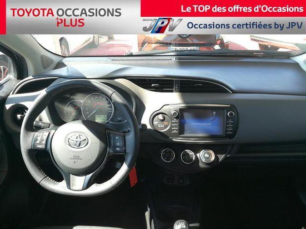 Photo miniature de la Toyota Yaris 70 VVT-i France Business 5p MY19 2019 d'occasion