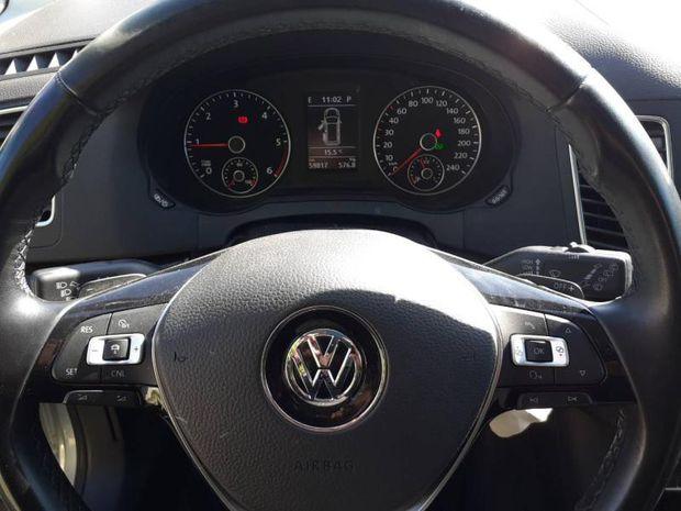 Photo miniature de la Volkswagen Sharan 2.0 TDI 150ch BlueMotion Technology Sound DSG6 2017 d'occasion