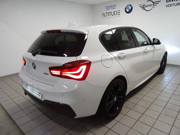 Photo miniature de la BMW Serie 1 118iA 136ch M Sport Ultimate 5p Euro6d-T 2018 d'occasion