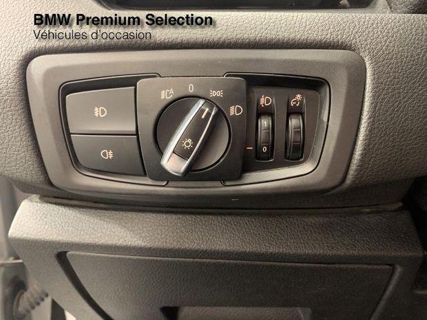 Photo miniature de la BMW Serie 2 ActiveTourer 216d 116ch Lounge 2016 d'occasion