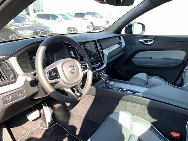 Photo miniature de la Volvo XC60 D4 AdBlue 190ch R-Design Geartronic 2020 d'occasion