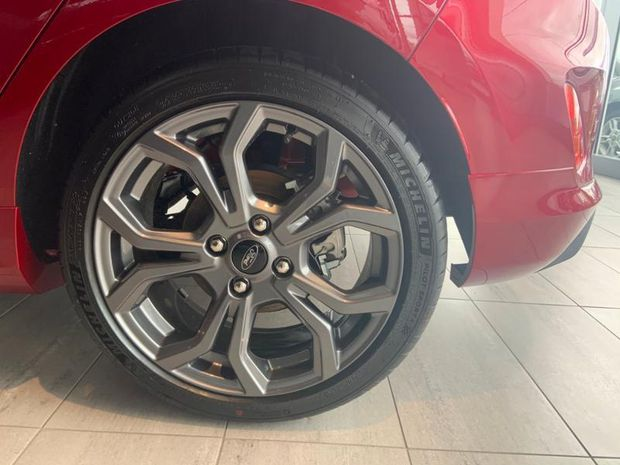 Photo miniature de la Ford Fiesta 1.0 EcoBoost 100ch Stop&Start ST-Line 5p Euro6.2 2020 d'occasion