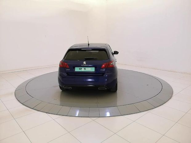 Photo miniature de la Peugeot 308 1.5 BlueHDi 130ch S&S GT Line EAT8 2019 d'occasion