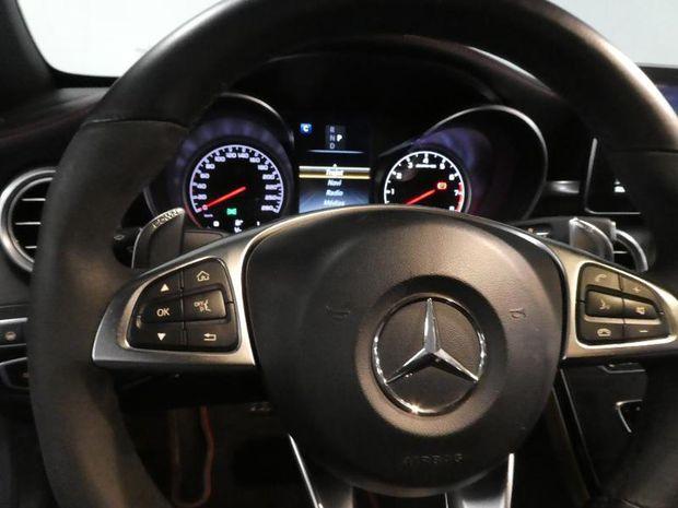 Photo miniature de la Mercedes Classe C Cabriolet 43 AMG 367ch 4Matic 9G-Tronic 2018 d'occasion