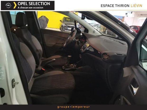 Photo miniature de la Opel Crossland X 1.2 Turbo 110ch Design 120 ans Euro 6d-T 2020 d'occasion
