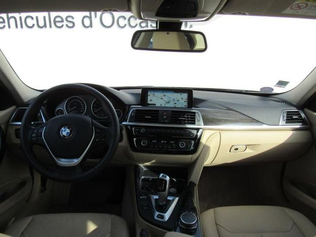 Photo miniature de la BMW Serie 3 330eA 252ch Luxury 2017 d'occasion