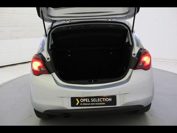 Photo miniature de la Opel Corsa 1.4 90ch Black Edition Start/Stop 5p 2019 d'occasion