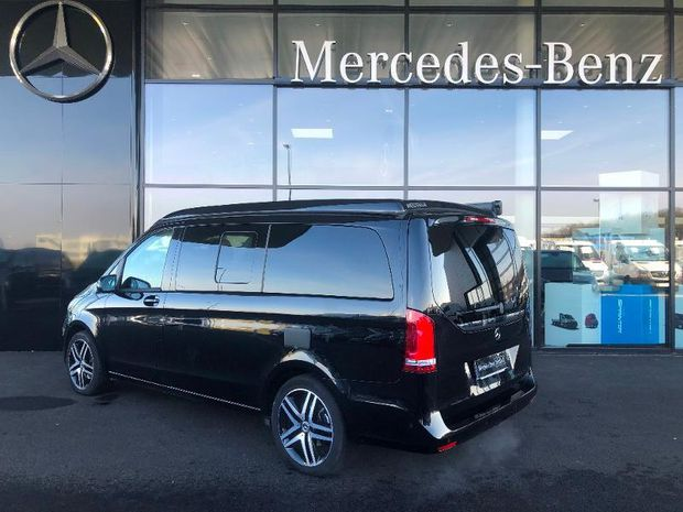 Photo miniature de la Mercedes Viano MARCO POLO 250d 4X4 59916 HT 2019 d'occasion