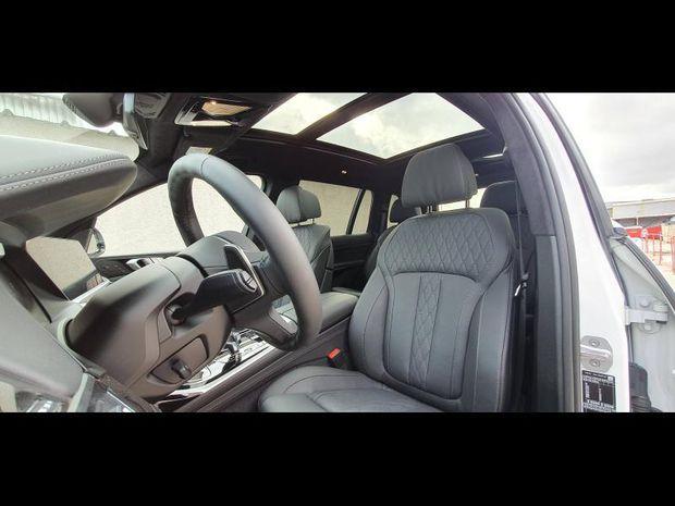 Photo miniature de la BMW X7 30dA xDrive 265ch M Sport 2020 d'occasion