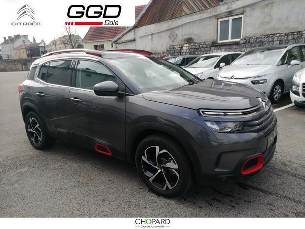 Photo miniature de la Citroën C5 Aircross BlueHDi 180ch S&S Feel EAT8 2019 d'occasion