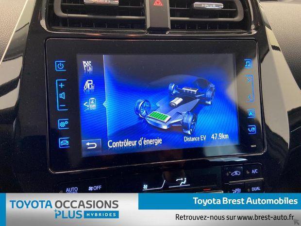 Photo miniature de la Toyota Prius Rechargeable 122h Solar 2017 d'occasion