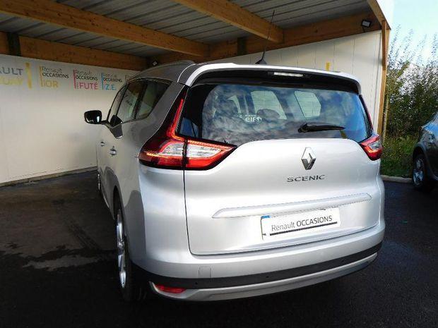 Photo miniature de la Renault Grand Scenic 1.7 Blue dCi 120ch Business Intens 7 places 2019 d'occasion