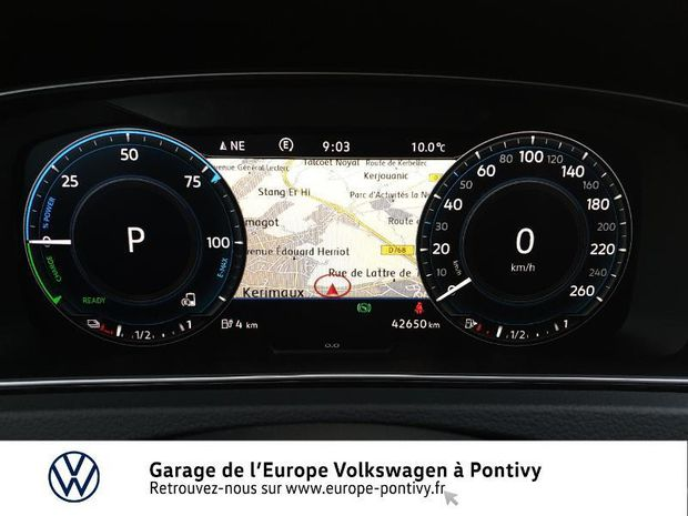 Photo miniature de la Volkswagen Golf 1.4 TSI 204ch GTE DSG6 5p 2017 d'occasion
