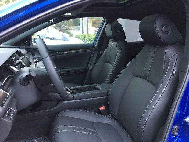 Photo miniature de la Honda Civic 1.6 i-DTEC 120ch Exclusive Premium 5p 2018 d'occasion