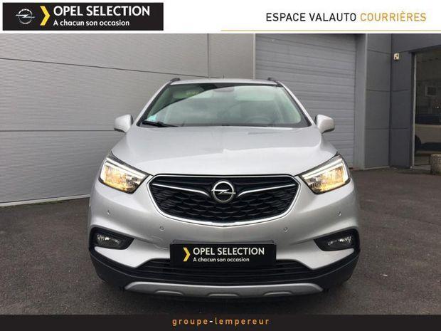 Photo miniature de la Opel Mokka X 1.6 D 136ch Innovation 4x2 2018 d'occasion