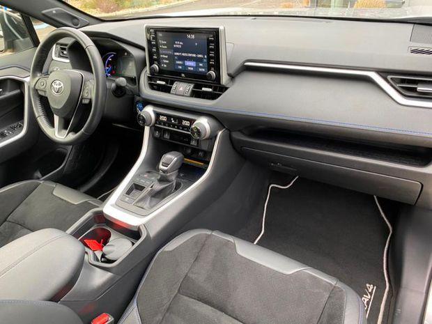 Photo miniature de la Toyota RAV4 Hybride 218ch Collection 2WD 2019 d'occasion