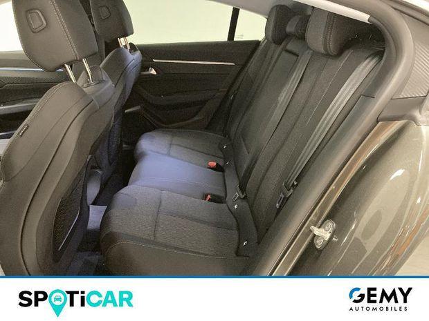 Photo miniature de la Peugeot 508 Allure Business hybrid 225 E- EAT8 2020 d'occasion