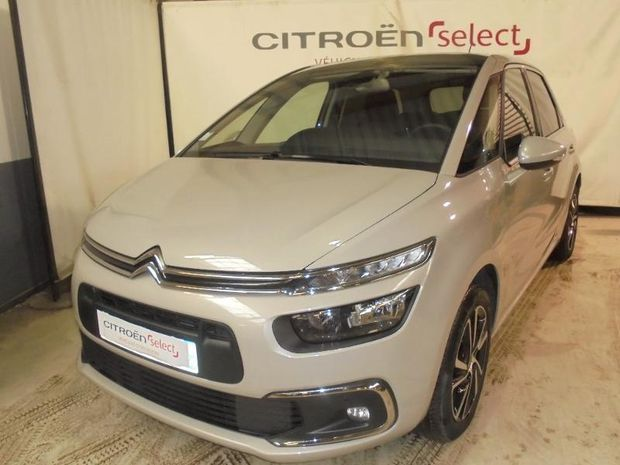 Photo miniature de la Citroën C4 SpaceTourer BlueHDi 130ch S&S Feel EAT8 E6.d-TEMP 2019 d'occasion