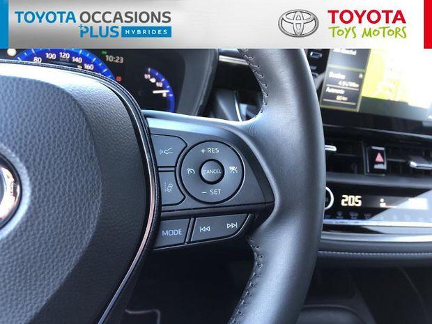 Photo miniature de la Toyota Corolla 122h Dynamic 2019 d'occasion