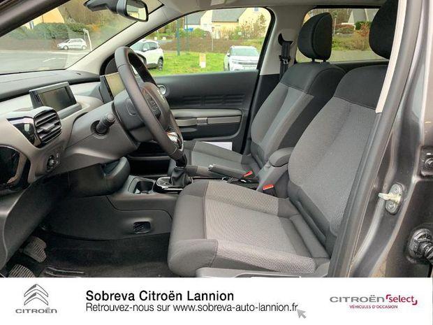 Photo miniature de la Citroën C4 Cactus PureTech 110ch S&S Feel Business E6.d-TEMP 2018 d'occasion