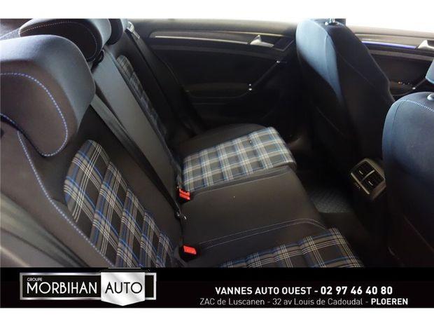 Photo miniature de la Volkswagen Golf 1.4 TSI 150 HYBRIDE RECHARGEABLE DSG6 2018 d'occasion