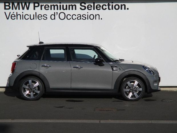Photo miniature de la Mini Mini 5 Portes Cooper 136ch Edition 60 Years BVA7 109g 2020 d'occasion