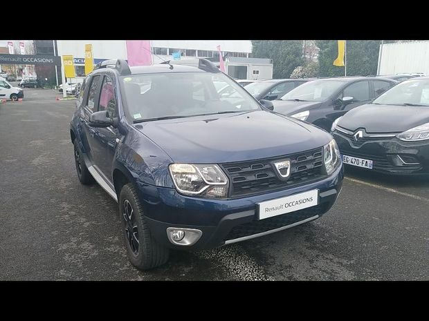 Photo miniature de la Dacia Duster 1.5 dCi 110ch Black Touch 2017 4X2 2017 d'occasion