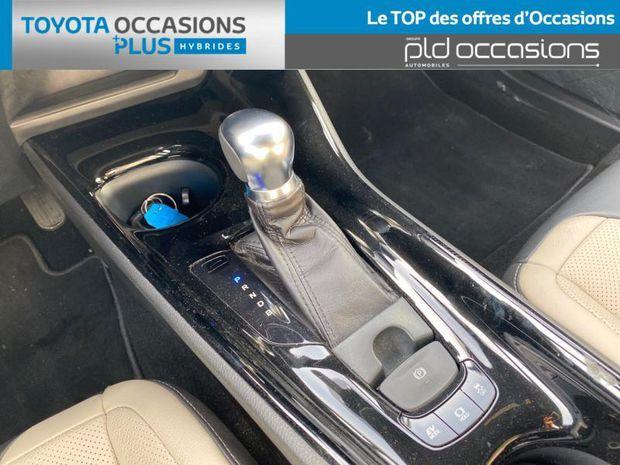 Photo miniature de la Toyota C-HR 122h Collection 2WD E-CVT 2018 d'occasion