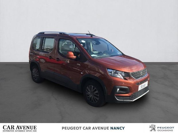 Photo miniature de la Peugeot Rifter BlueHDi 100ch Standard Allure 2019 d'occasion