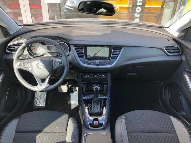 Photo miniature de la Opel Grandland X 1.2 Turbo 130 Elite BVA8 2020 d'occasion