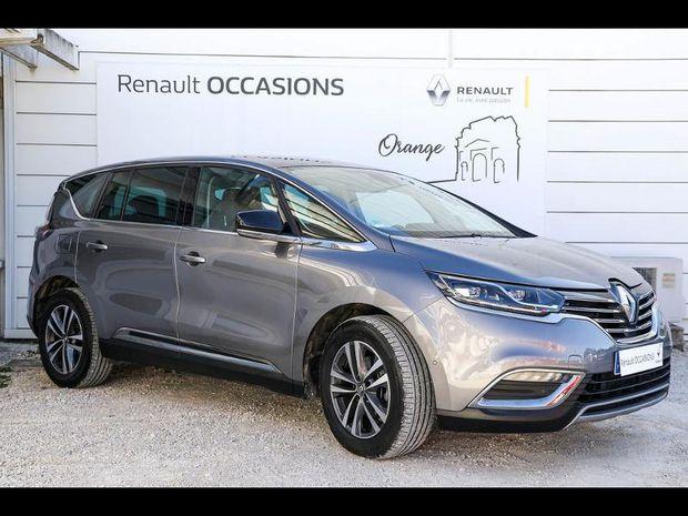 Photo miniature de la Renault Espace 1.6 dCi 130ch energy Life 2018 d'occasion
