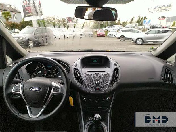 Photo miniature de la Ford B-MAX 1.0 SCTi 100ch EcoBoost Stop&Start Edition 2016 d'occasion