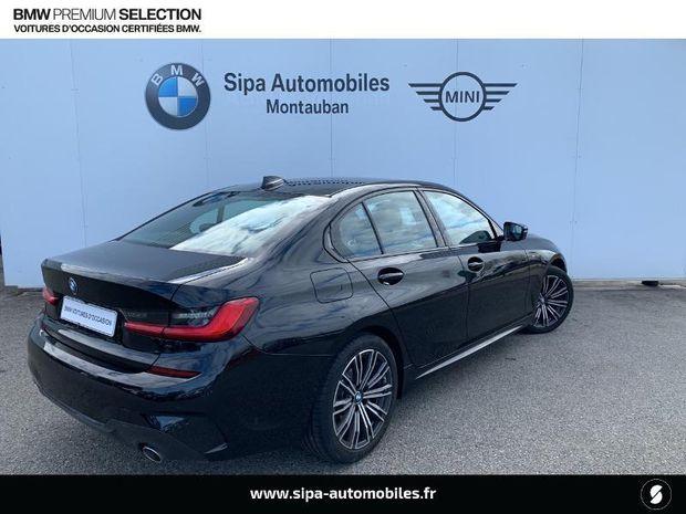 Photo miniature de la BMW Serie 3 318dA 150ch M Sport Euro6c 2019 d'occasion