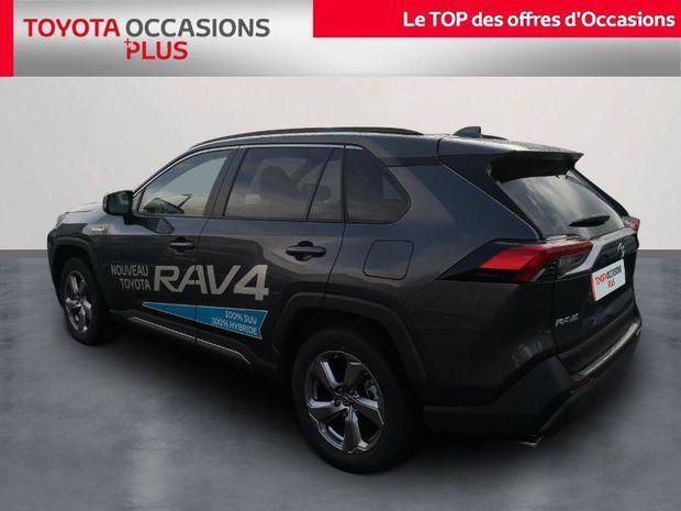 Photo miniature de la Toyota RAV4 Hybride 218ch Dynamic 2WD MY20 2020 d'occasion
