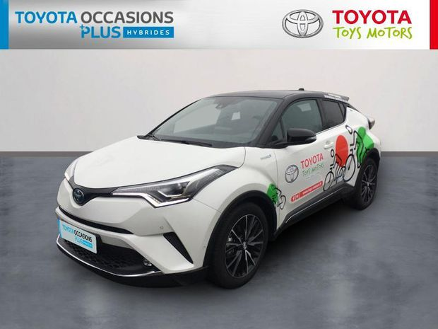 Photo miniature de la Toyota C-HR 122h Collection 2WD E-CVT RC18 2019 d'occasion