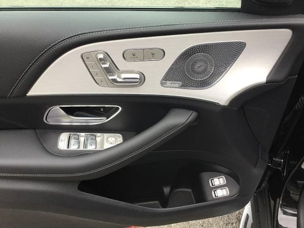Photo miniature de la Mercedes GLE 450 367ch+22ch EQ Boost AMG Line 4Matic 9G-Tronic 2019 d'occasion