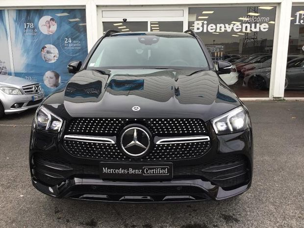 Photo miniature de la Mercedes GLE 450 367ch+22ch EQ Boost AMG Line 4Matic 9G-Tronic 2019 d'occasion